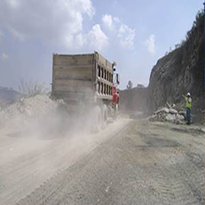 Control dust pollution on mining, landfill and construction sites