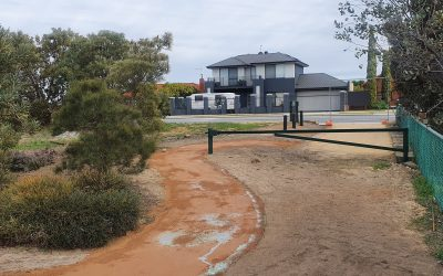 DirtGlue Walking Trails By Three Chillies Design – Town of Victoria Park in Western Australia